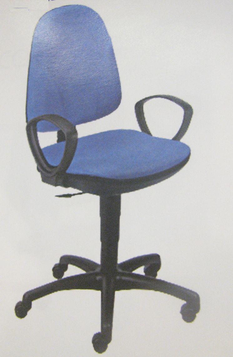 Scaun ergonomic cu spatar inalt - cu brate